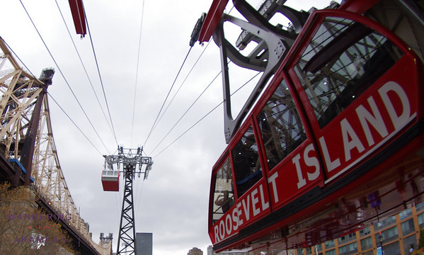 Welcome (back) to the Roosevelt Island Tramway